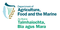 Dep. of Agriculture Food and the Marine Logo