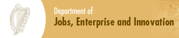 Dep. of Jobs Enterprise and Innovation Logo